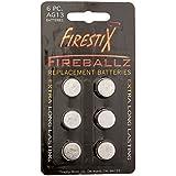 Firestix FXRB Baguette Argenté