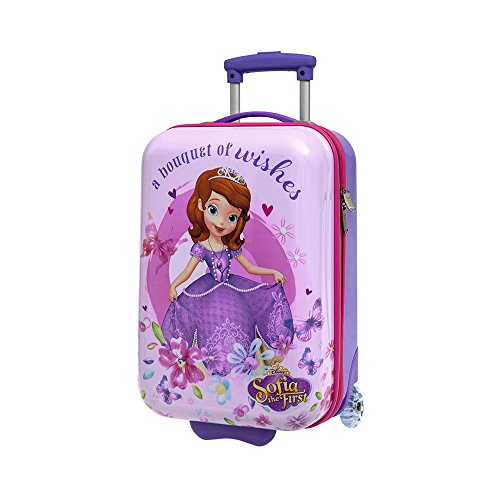 Disney-Sofia-Wishes-Equipaje-de-Mano-33-Litros-Color-Morado