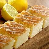Handmade Cake Company Frozen Gluten Free Lemon Drizzle Slice - 1x15ptn