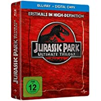 Jurassic Park - Ultimate Trilogy / Limited Steelbook Edition