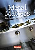 Image de Metal Matters - Second Edition: B1 - Schülerbuch