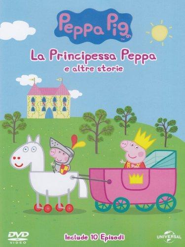 Peppa Pig - La Principessa Peppa [Italia] [DVD]