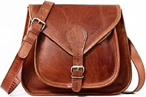 La Biscaccia, borsa pelle vintage, la borsa a mano, borsa a tracolla, PAUL MARIUS, Vintage & Retro by BagCentre