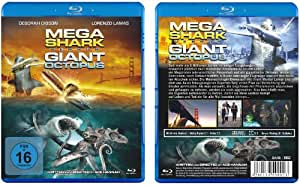 Mega Shark versus Giant Octopus - Blu-ray