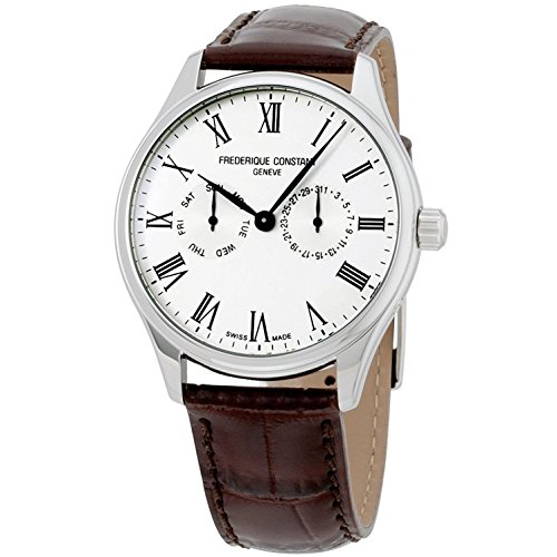 frederique-constant-classics-homme-bracelet-cuir-quartz-montre-fc-259wr5b6-dbr