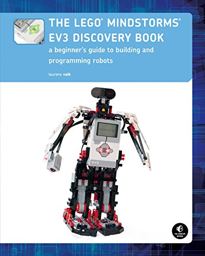 The LEGO MINDSTORMS EV3 Discovery Book: A Beginner's Guide to Building and Programming Robots (English Edition) por Laurens Valk
