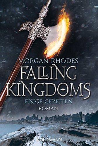 Rhodes, Morgan: Eisige Gezeiten