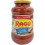 #3: Ragu Pasta Sauce - Sweet Italian Sausage and Cheese, 737g Jar