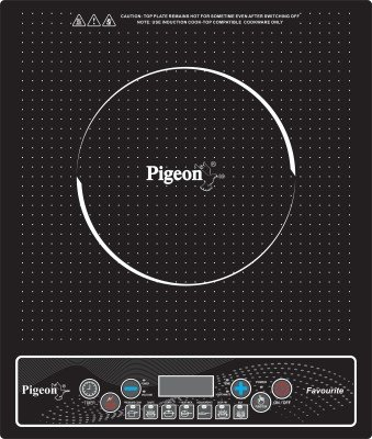 Pigeon Favourite 1800-Watt Induction Cooktop