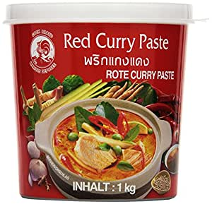 Cock Currypaste, rot, 1er Pack (1 x 1 kg Packung)