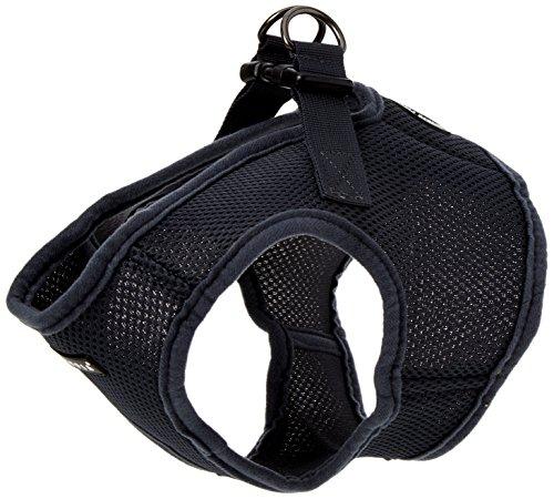 Puppia PAHA-AH305 Soft Vest Harness B, grau, M -