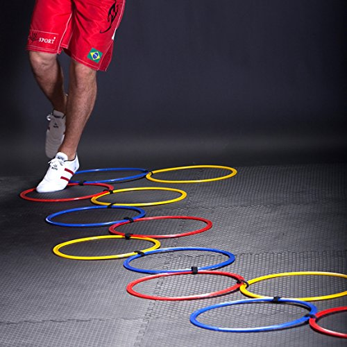 Precision Training Speed – Fitness Hula Hoops