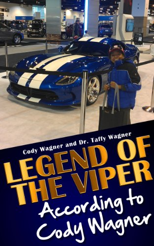 legend-of-the-viper-according-to-cody-wagner-english-edition