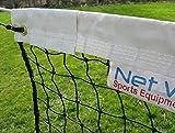 Tennisnetz für Einzel