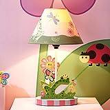 Lampada da tavolocomodinobambine bambiniFantasy FieldsMagic GardenW-7488AE
