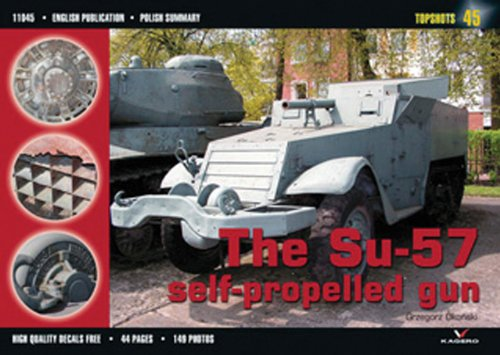 Su-57 Self Propeller Gun (Topshots) por Grzegorz Okonski