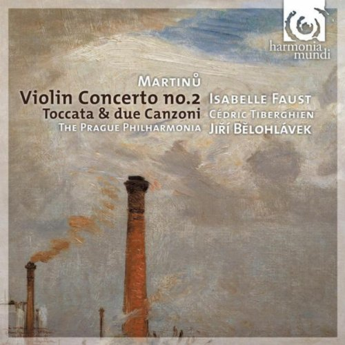 Martinů: Violin Concerto No.2