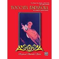 Toccata Espayola: Sheet