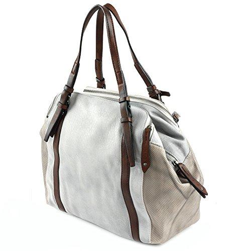 SURI FREY Tasche - Kimmy - Shopper M - Grey grey