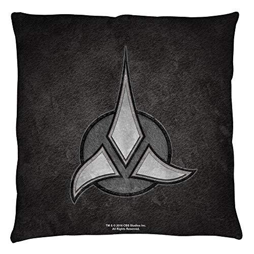 Star Trek Klingon Empire Überwurfkissen, weiß, ()