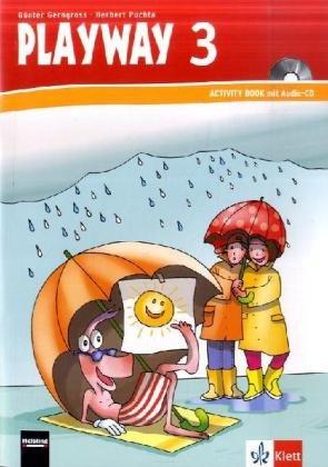 Playway to English - Neubearbeitung. Ab Klasse 1. Activity Book mit Audio-CD 3.  Ausgabe Baden-Württemberg, Berlin, Brandenburg, Hamburg, Nordrhein-Westfalen, Rheinland-Pfalz