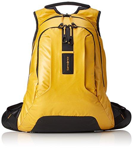 Imagen de samsonite paradiver light l  tipo casual para portátil, 45 cm, 19 l, color amarillo