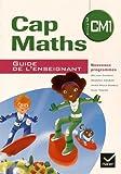 Cap Maths CM1 - Guide de l'enseignant