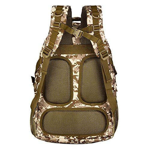 Reefa 35 L Tarnung im Freien Reiten Rucksack Bergsteigen Tasche Reisetaschen A-Tarnung