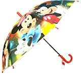 #7: SurprizeMe Kids Designer Princess Girls Stick Umbrella, Pink