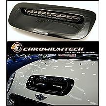 Cubierta de Toma de Aire Negro Lustroso para Mini Cooper S 07+ (R55 /