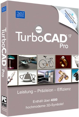 TurboCAD V 17 Pro Platinum - Rhino 3d-software