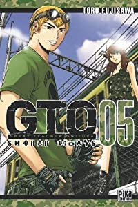 GTO Shonan 14 days Edition simple Tome 5