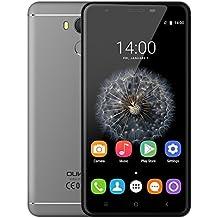 OUKITEL U15 Pro - 4G Smartphone Libre Android 6.0 (Pantalla 5.5'' IPS, Octa-Core 1.3GHz, 3GBRam, 32GBRom, 16.0MP Cámara, Fingerprint ID OTG Hotknot Cuerpo de Metal)