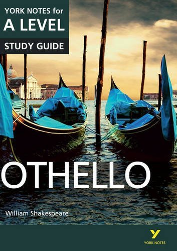 Othello: York Notes for A-Level 2015 (York Notes Advanced) by Warren, Rebecca (August 4, 2015) Paperback