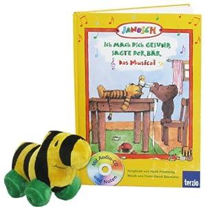 Heunec - Libro de Actividades Infantiles Janosch (Tigerente bei Janosch)