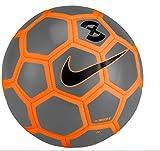 Nike Menor X Football, Balón de fútbol de Unisex, Color Wolf Grey/Total...