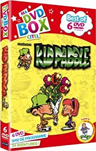 Kid Paddle : Best of 6 DVD