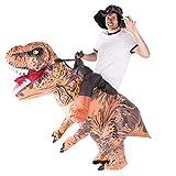 Bodysocks Costume Gonfiabile da Dinosauro Deluxe per Adulti