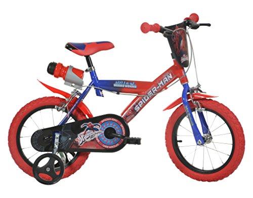 Spiderman Bicicleta para niño