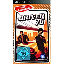 Driver 76 [Essentials] - [Sony PSP]