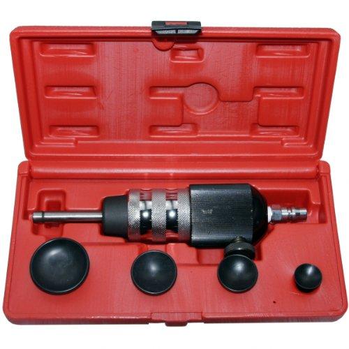 Druckluft Ventil Einschleif Werkzeug Ventilläpper Saugnapf (Druckluftgetriebene Ventileinschleifwerkzeug) 20 30 35 45 mm 5-tlg. 20 Werkzeuge