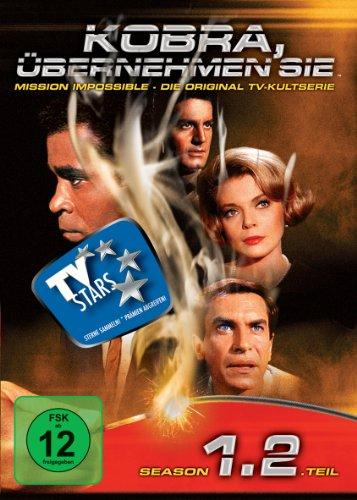 Kobra, übernehmen Sie! - Season 1.2 (3 DVDs)