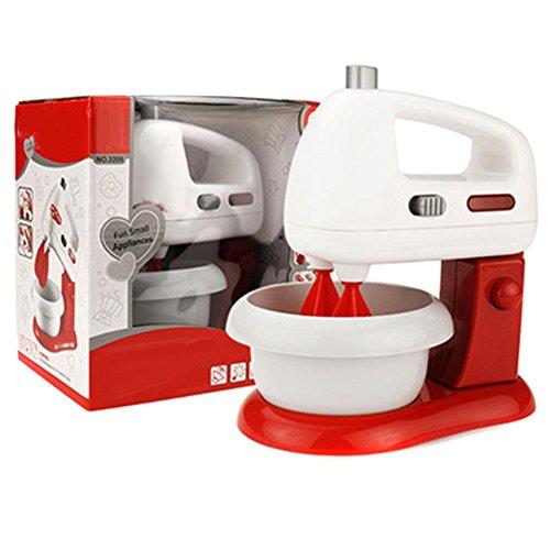 Majome Mini Haushalt Pretend Play Küche Kinder Spielzeug Staubsauger Kocher Lernspielzeug Set