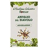 La Tradizione Erboristica Forsan - Artiglio del Diavolo Compresse da 400 mg - Integratore Alimentare per Dolori alle Articolazioni - Confezione da 20 gr