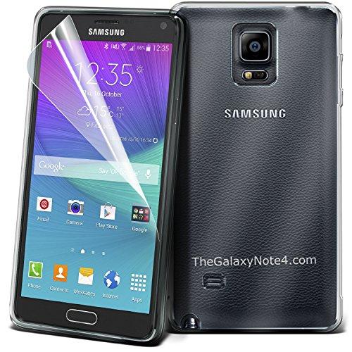 Fone-Case Apple Iphone 6.5.5 étui Brand New Luxury Cristal Clear Gel TPU Housse de la peau avec Protecteur d'écran LCD de la Garde, Chiffon Samsung Galaxy Note 4
