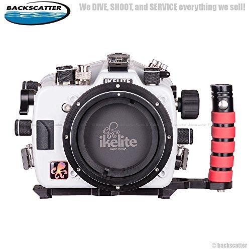 Ikelite Underwater DSLR Camera Housing for Nikon D500 with DL Port Max 200' [71005] Ikelite Port