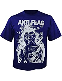 ANTI-FLAG - Gasmask - T-Shirt