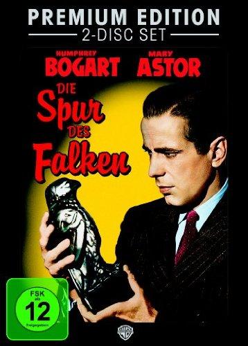 Bild von Die Spur des Falken (Premium Edition) [2 DVDs]