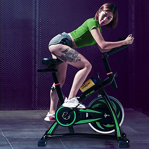MIERES Indoor Exercise Bike Review