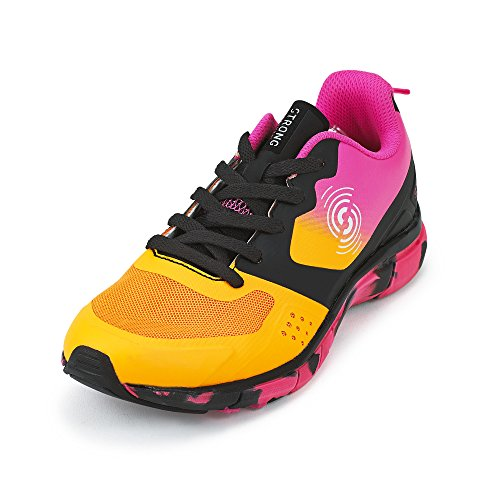 Zumba Footwear Damen Strong by Zumba Fly Fit Fitnessschuhe Orange, 36 EU